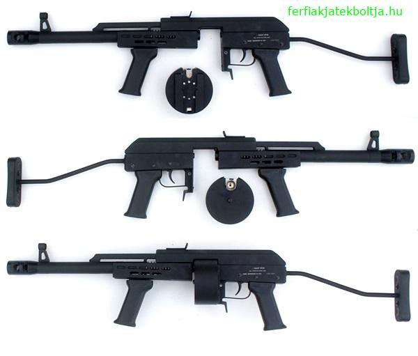Home Defender gumilövedékes puska, 10 lövetű