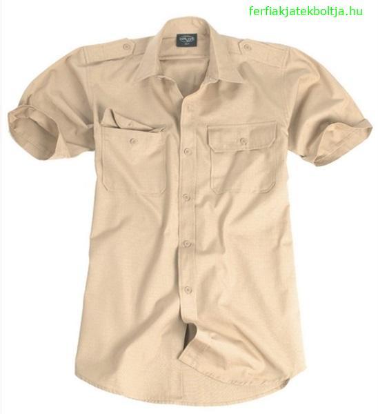 Mil-Tec trópusi ing, rövidujjú, 10934004