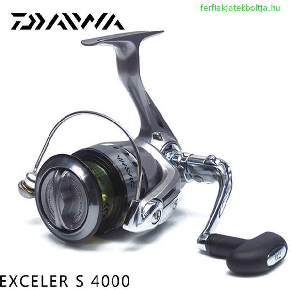 Daiwa Exceler-S 4000 pergető orsó 10213-400