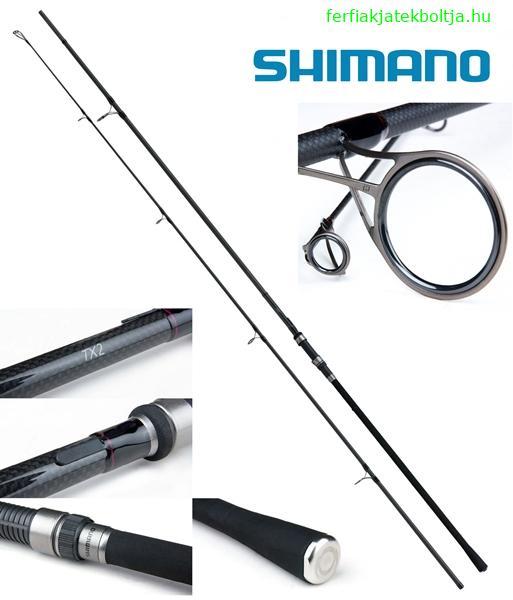 Shimano Tribal Carp TX-2 10-300 3m 3lb bojlis bot, 2524196