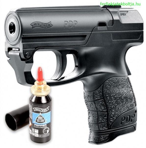 786490138421 Walther PDP önvédelmi pisztoly, UM22050-1 - Férfias játékok ...