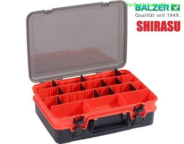 Balzer Shirasu 2 részes műcsalis doboz, 8334002