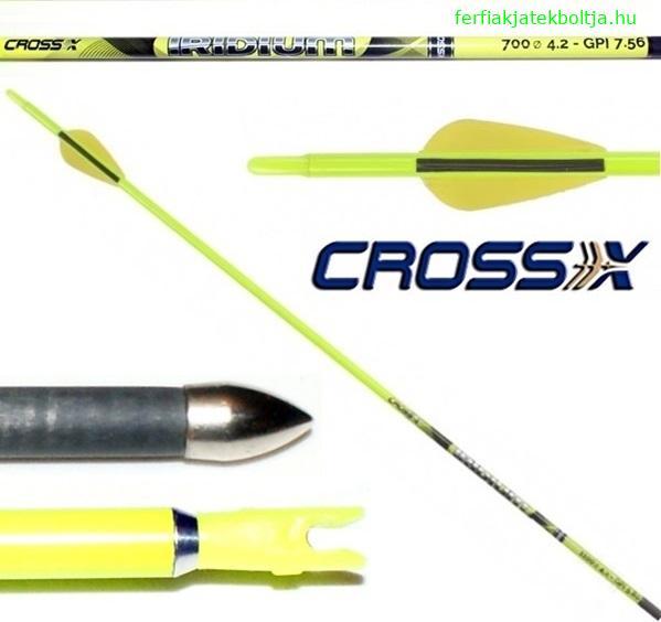 "Cross-X Iridium 700, 31"", 53Q948"