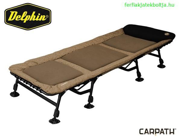 Delphin GT8 Carpath bojlis ágy, 410095965