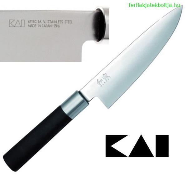 Kai Wasabi Chef Knife 6c1103b2ed