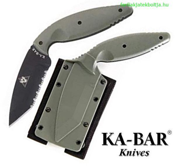 Ka-Bar TDI Law Enforcement Large Green, KB-1485