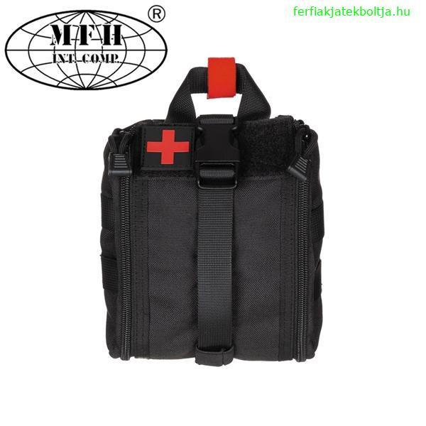 MFH Molle elsősegély táska, fekete, kicsi, 30630A