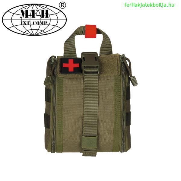 MFH Molle elsősegély táska, olív, kicsi, 30630B