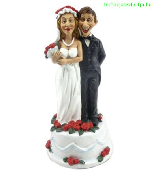 """Funny World esküvő, """"Ifjú pár"""", 825-2011"""