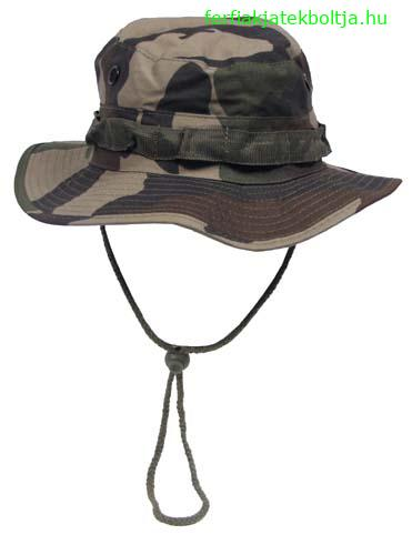 US GI trópusi kalap, CCE-camo, 10713I