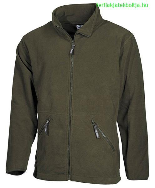 """Polár kabát """"Arber"""", olív, 03871B"""