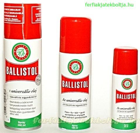 Ballistol fegyverspray, 100 ml