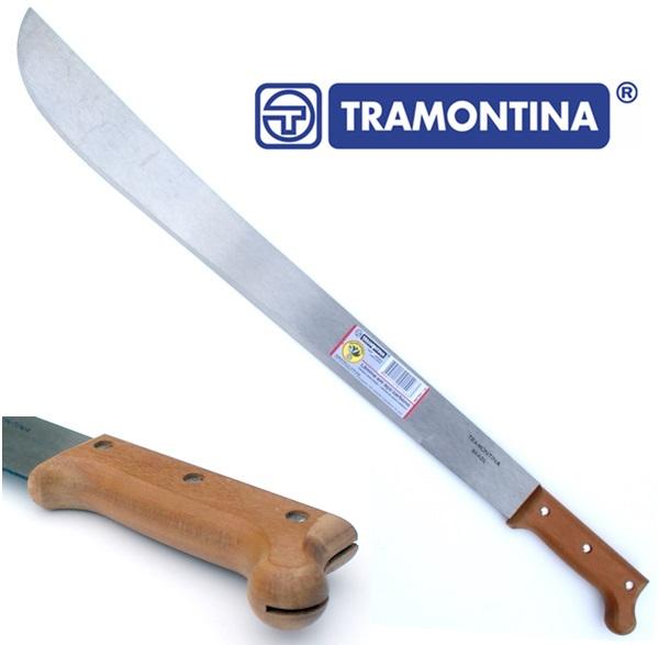 "Tramontina macheta fa nyéllel, 24""-os"