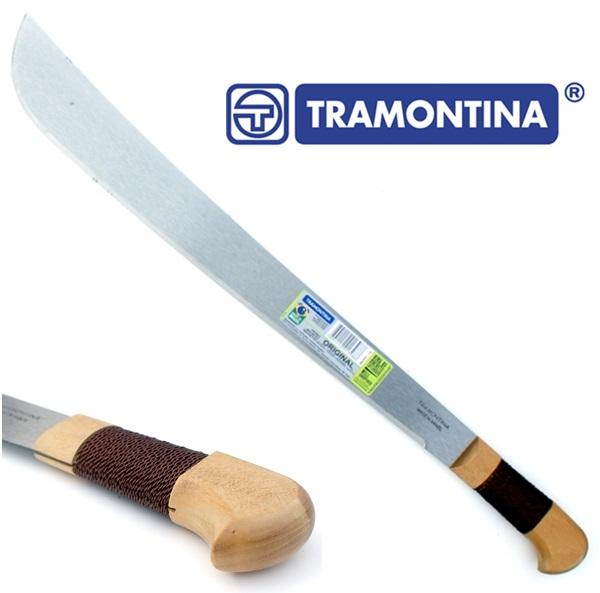 """Tramontina macheta réz bandázzsal, 21""""-os, 26623/021"""