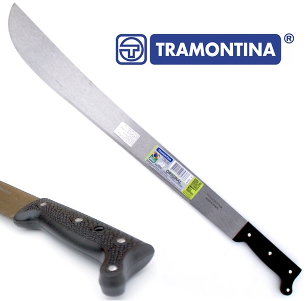 "Tramontina macheta műanyag nyéllel, 22""-os, 26616/022"
