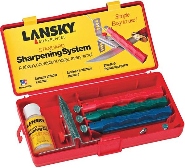 Lansky Standard élező készlet, 3 köves, LKC03