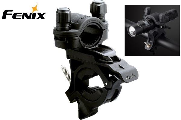 Fenix ALB10 kerékpár lámpa, rúdlámpa adapter