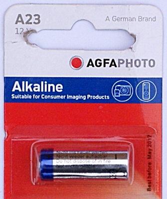 AGFA A23 elem