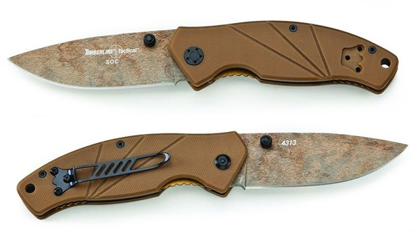 Timberline Tactical Knife, 4313