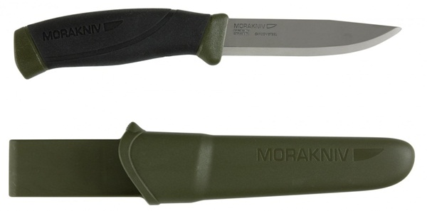 Mora Companion MG, carbon steel