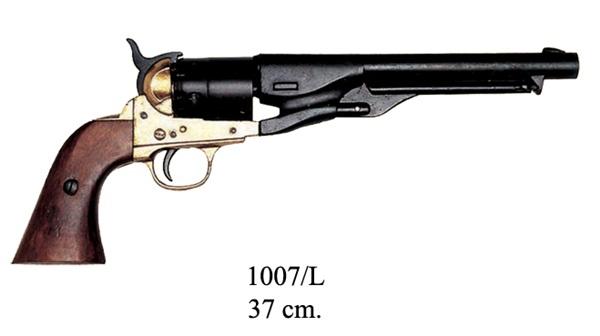 Colt Army 1860, 100-107