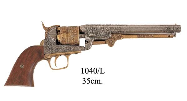 Colt Navy 1851, 100-140