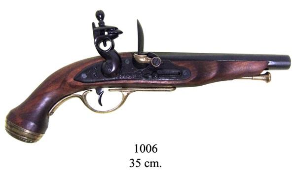 Francia kovás pisztoly, 1006