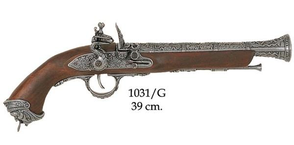 Olasz kovás pisztoly, 100-1031