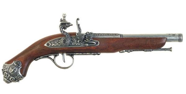 Kovás pisztoly, 100-1077