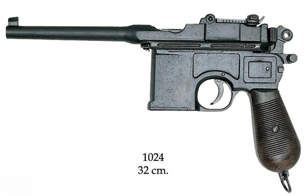 Mauser C96, 1024
