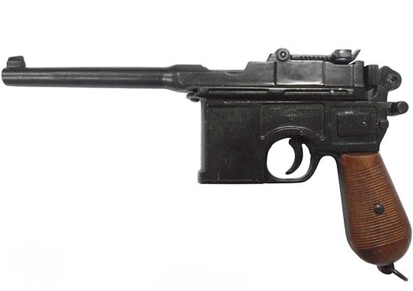 Mauser C96 fa markolattal, M-1024