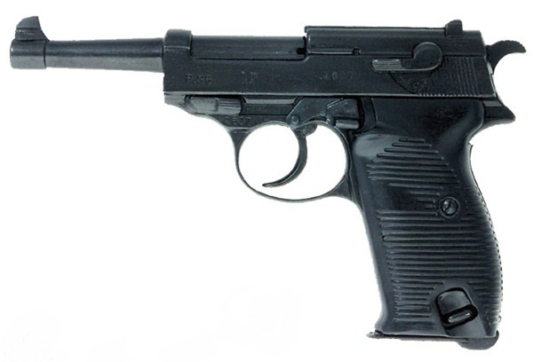 Walther P38, 1081