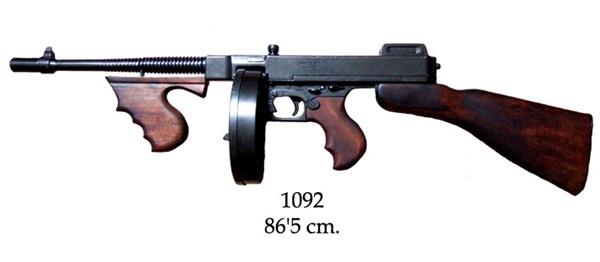 Thompson M1, 1092