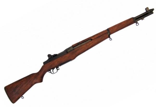 Garand M1 karabély, 100-1105
