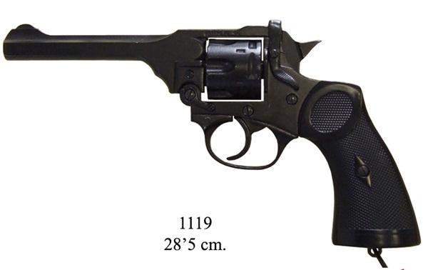 Webley MK4 revolver, 1119