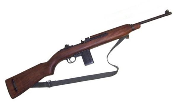 M1 karabély fegyverszíjjal, 100-1122