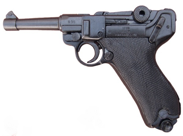 Luger P08 pisztoly replika, 1143