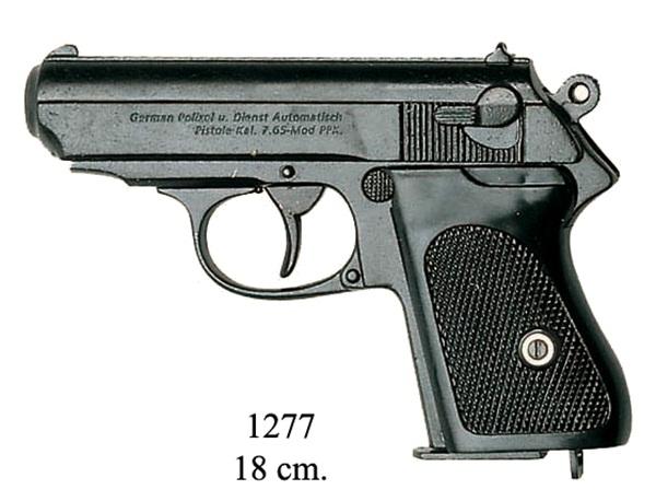 SSPPK pisztoly, 1277