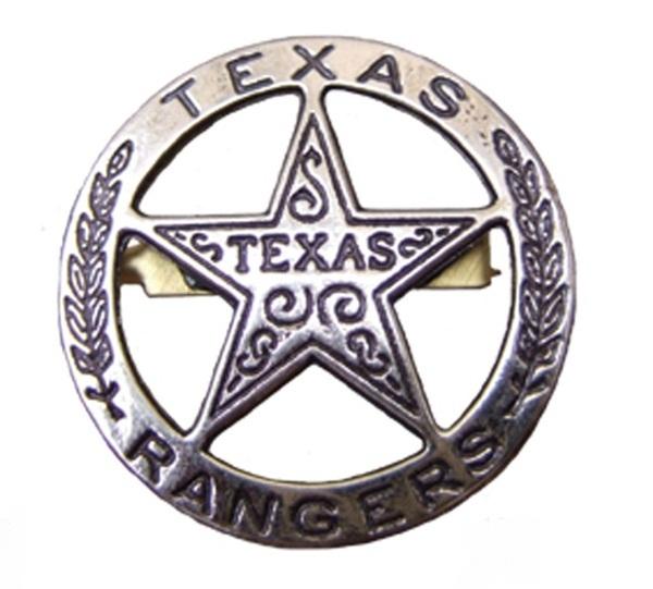 Texas Rangers kitűző, 102