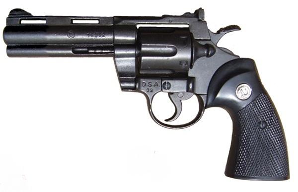"""Python revolver 4""""-os csővel, 100-1051"""