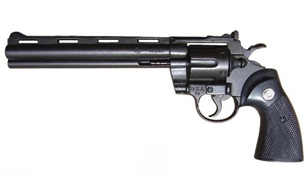 """Python revolver 8""""-os csővel, 100-1061"""