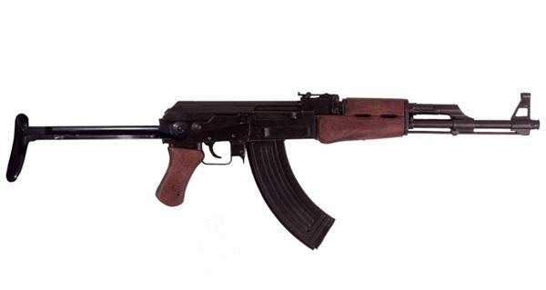 AK-47 Kalashnikov, 1097