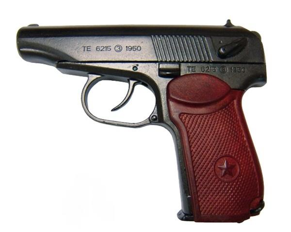PM Makarov pisztoly, 1112