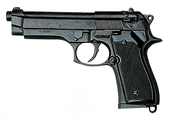 Beretta 92F, 1254