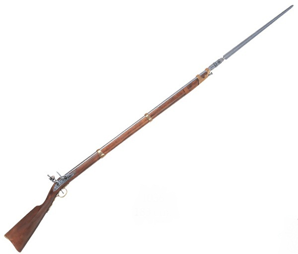 Francia kovás puska, 100-1036