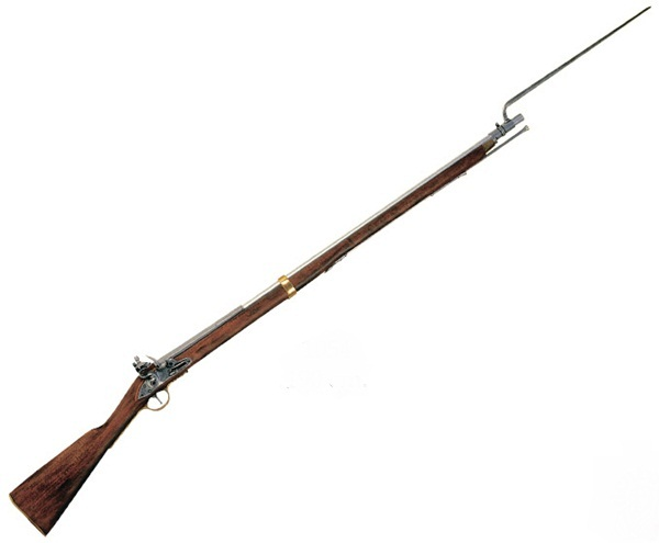 Brown Bess puska, 100-1054