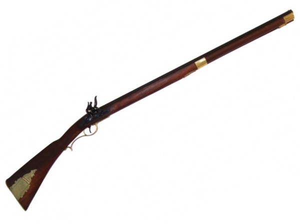 Kentucky kovás puska rövid csővel, 100-1138