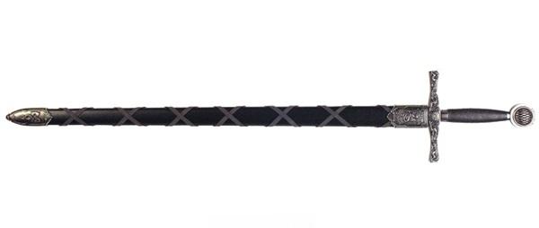 Excalibur kard, fekete, 4170/NQ