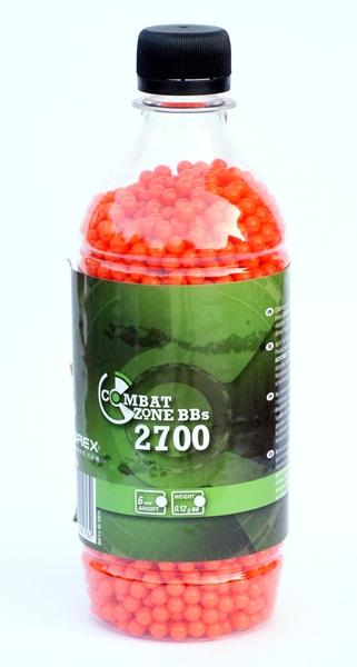 Combat Zone 0.12g, 2700 db