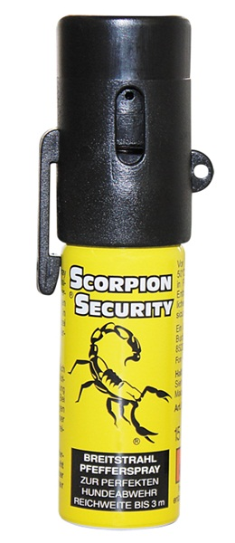 Scorpion paprika gázspray, 15ml